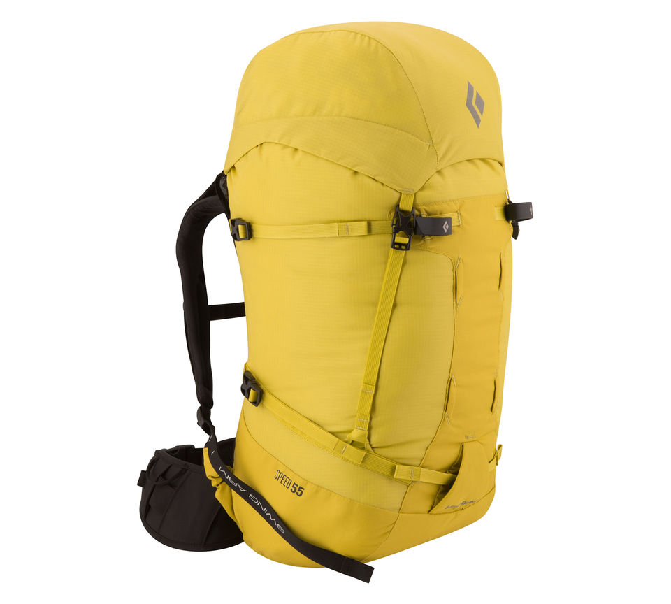 Black Diamond Speed 55 Pack Sulfur-30
