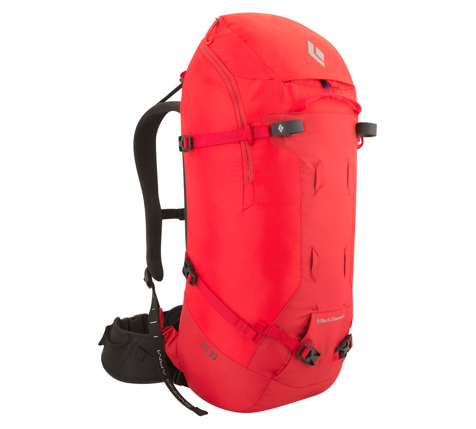 Black Diamond Axis 33 Pack Fire Red-30