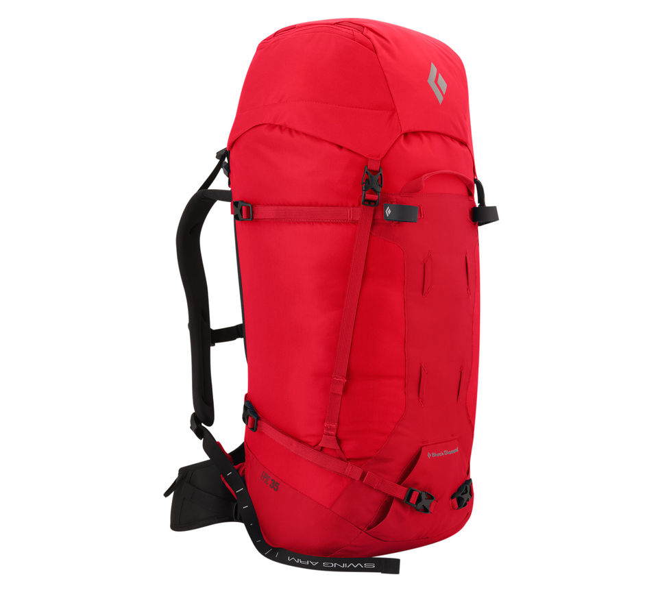 Black Diamond Epic 35 Fire Red-30