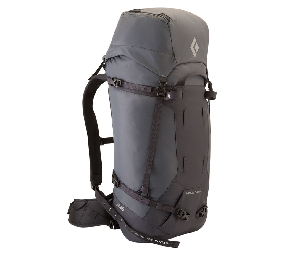 Black Diamond Epic 45 Pack Graphite-30