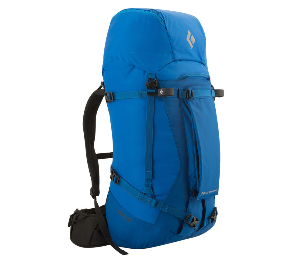 Black Diamond Mission 50 Pack Cobalt-30