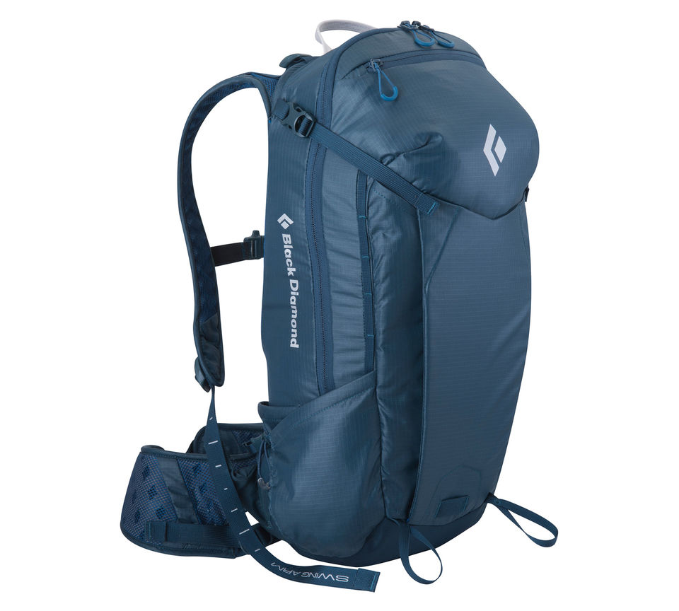 Black Diamond Nitro 22 Pack Moroccan Blue-30