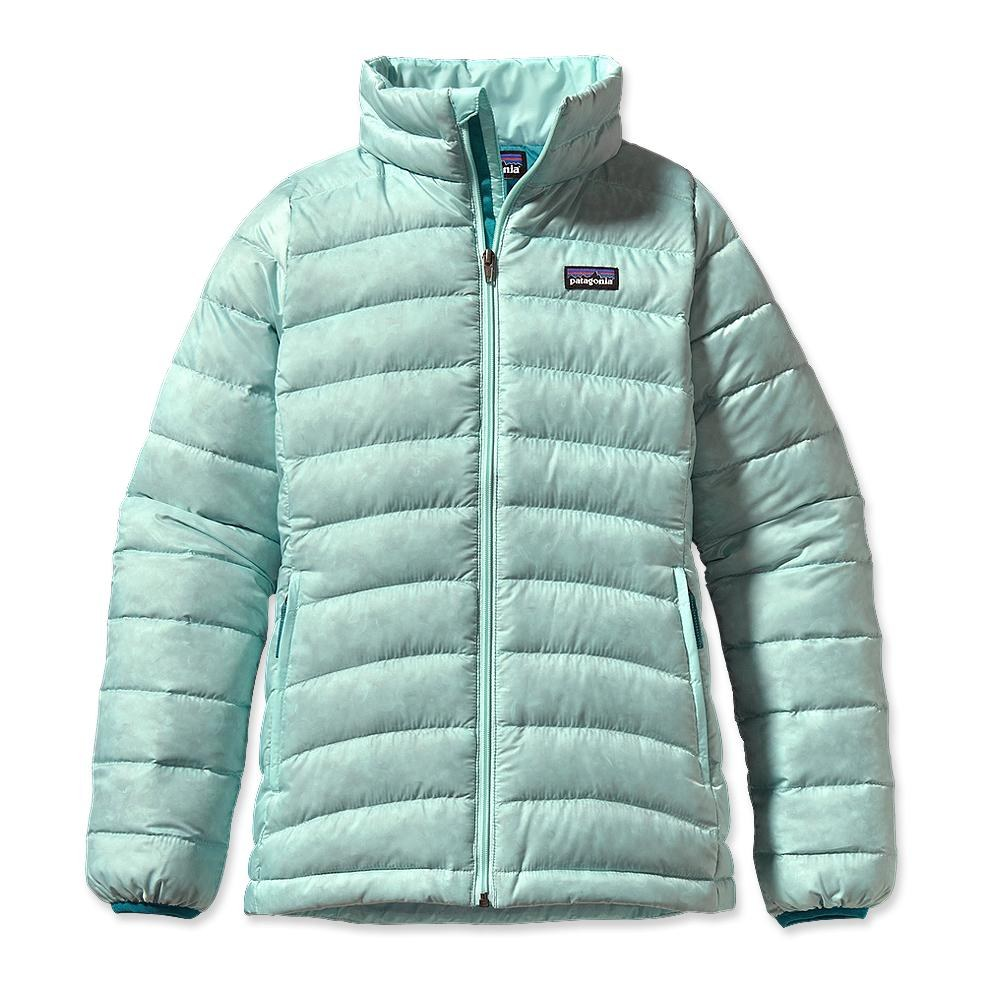 Patagonia Girl´s Down Sweater Polar Blue-30