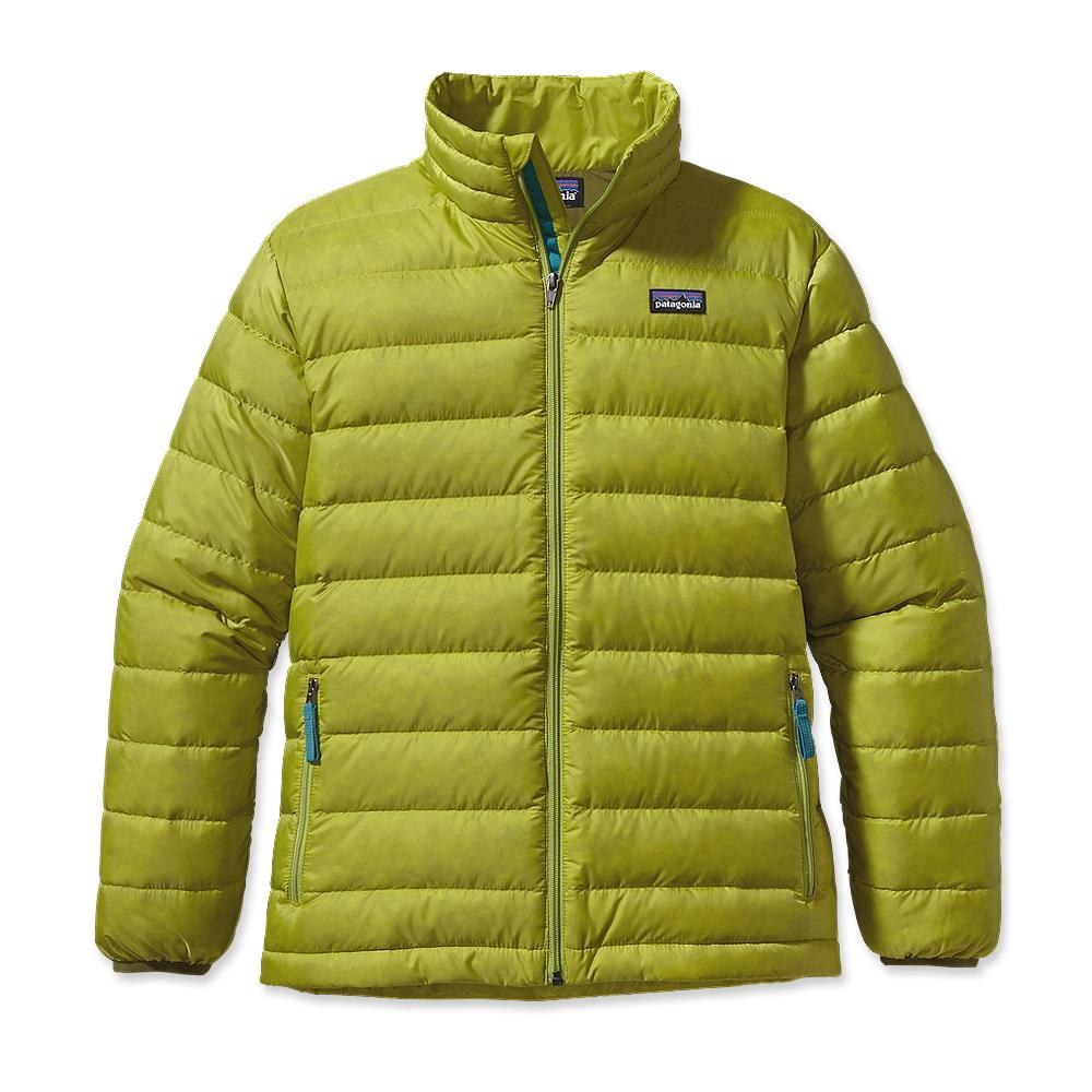 Patagonia Boy´s Down Sweater Folios Green-30