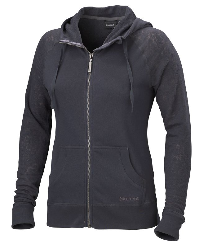 Marmot Wm's Callie Hoody Dark Steel-30
