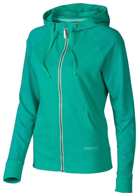 Marmot Wm's Callie Hoody Gem Green-30