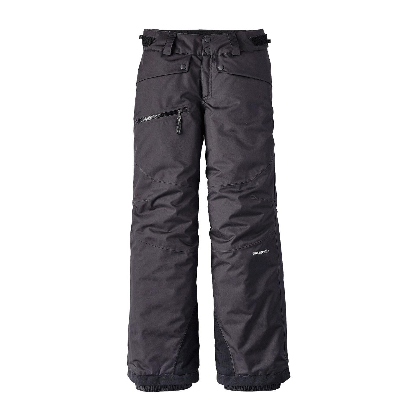 Patagonia Girls' Snowbelle Pants Black-30