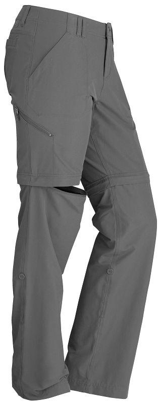 Marmot Wm's Lobo's Convertible Pant Cinder-30