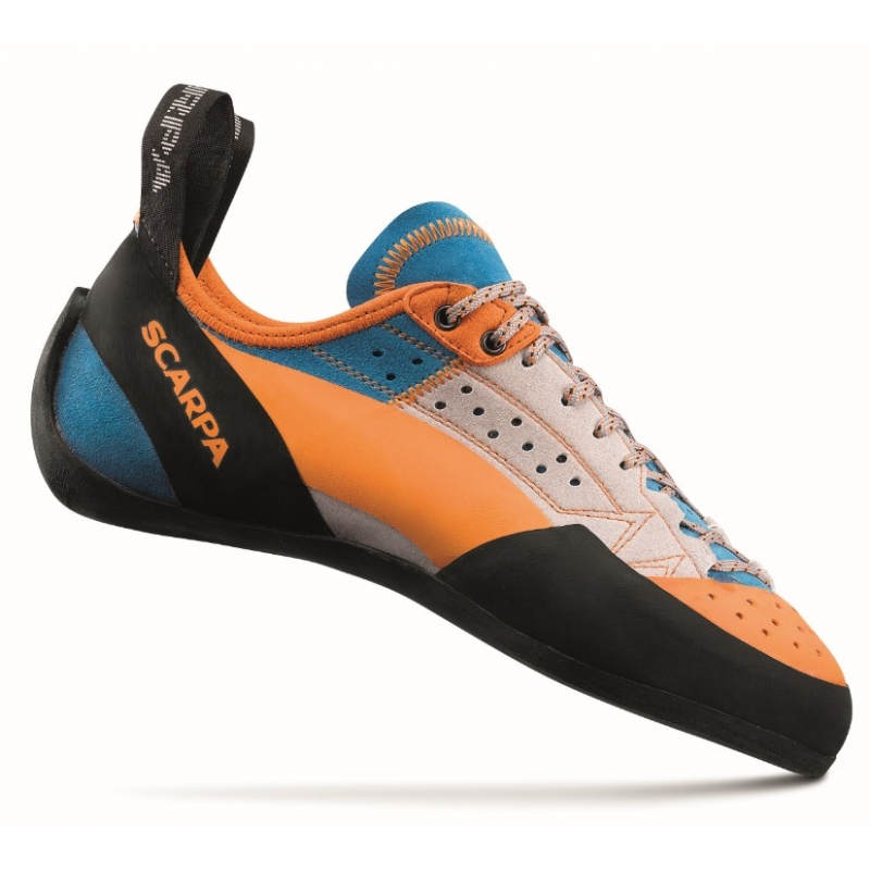 Scarpa Techno Pro Blue-Orange-30