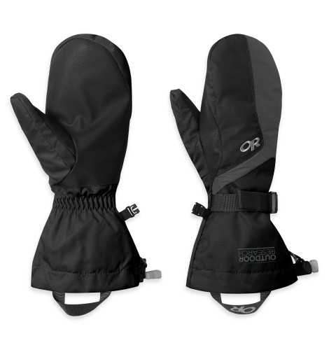 Outdoor Research Women´s Adrenaline Mitts Black-30