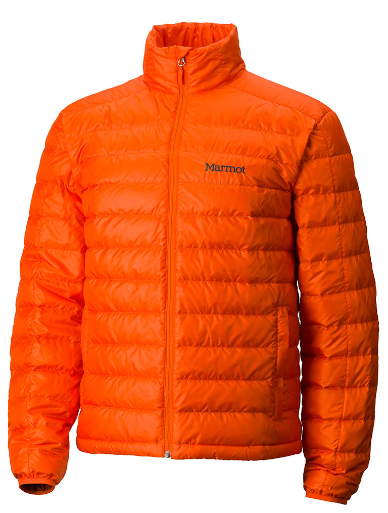Marmot Zeus Jacket Sunset Orange-30