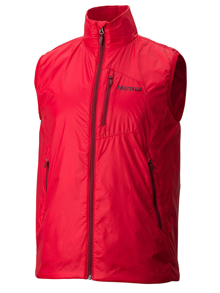 Marmot Isotherm Vest Team Red-30
