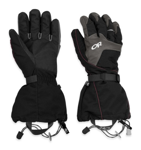 Outdoor Research Alti Gloves Black/Charcoal-30