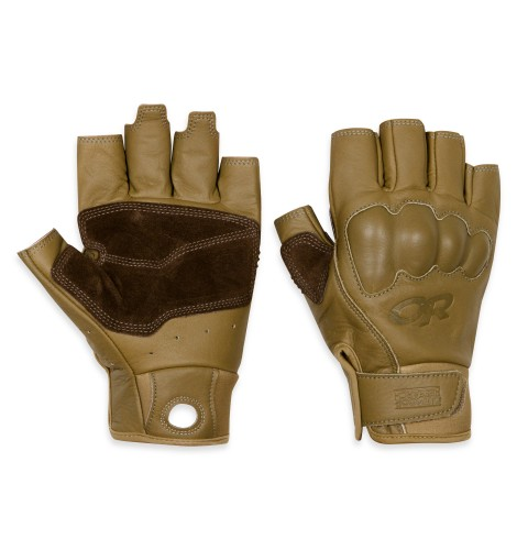 Outdoor Research Men´s Handbrake Gloves Cafe/Earth-30