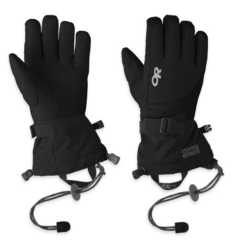 Outdoor Research Women´s Revolution Gloves 001-BLACK-30