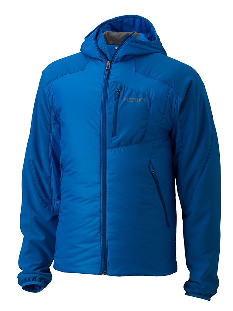 Marmot Isotherm Hoody Cobalt Blue-30