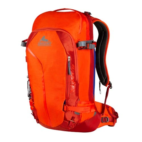 Gregory Targehee 32 Radiant Orange-30