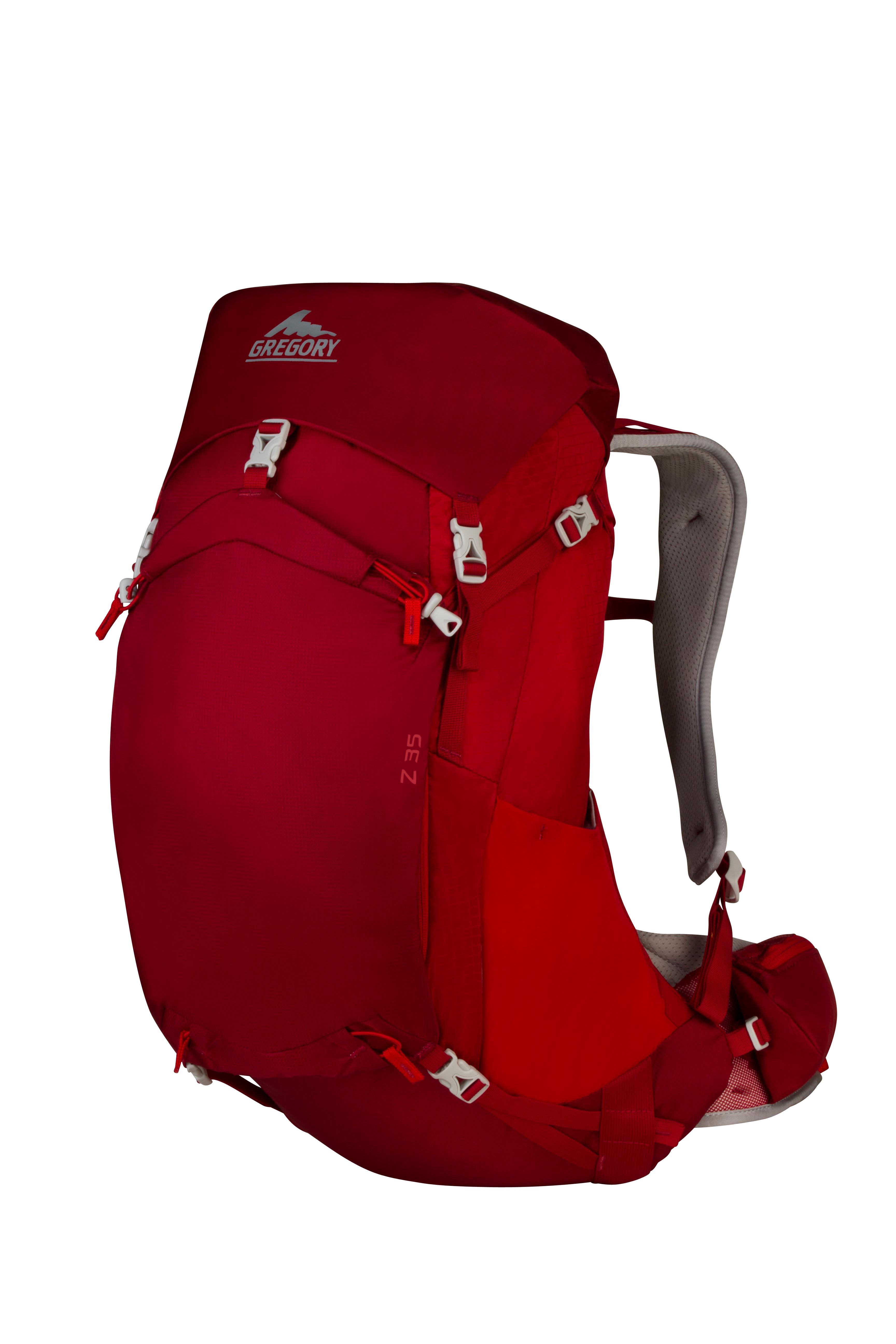 Gregory Z 35 Spark Red-30