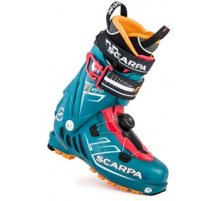 Scarpa F1 Evo Wmn Arctic blue-30