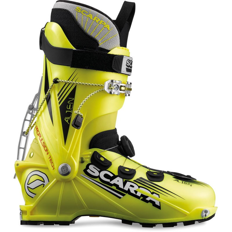 Scarpa Alien Yellow-30