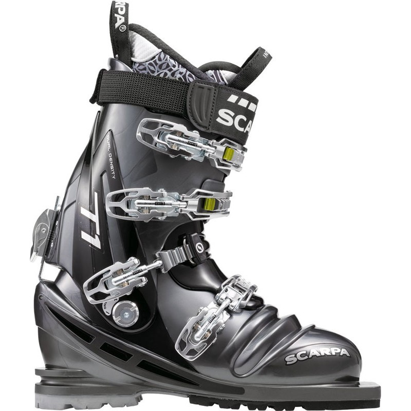 Scarpa T1 Antracite/Black-30