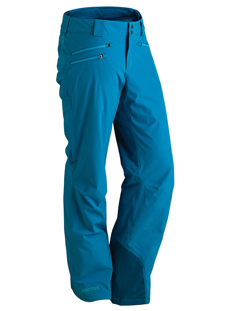 Marmot Wm's Slopestar Pant Dark Atomic-30