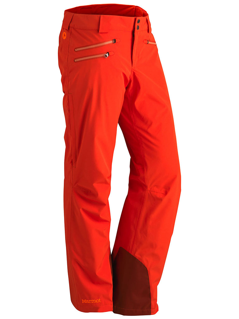 Marmot Wm's Slopestar Pant Coral Sunset-30