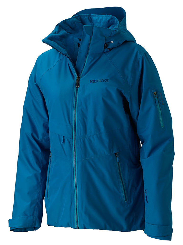 Marmot Wm's Innsbruck Jacket Gator-30