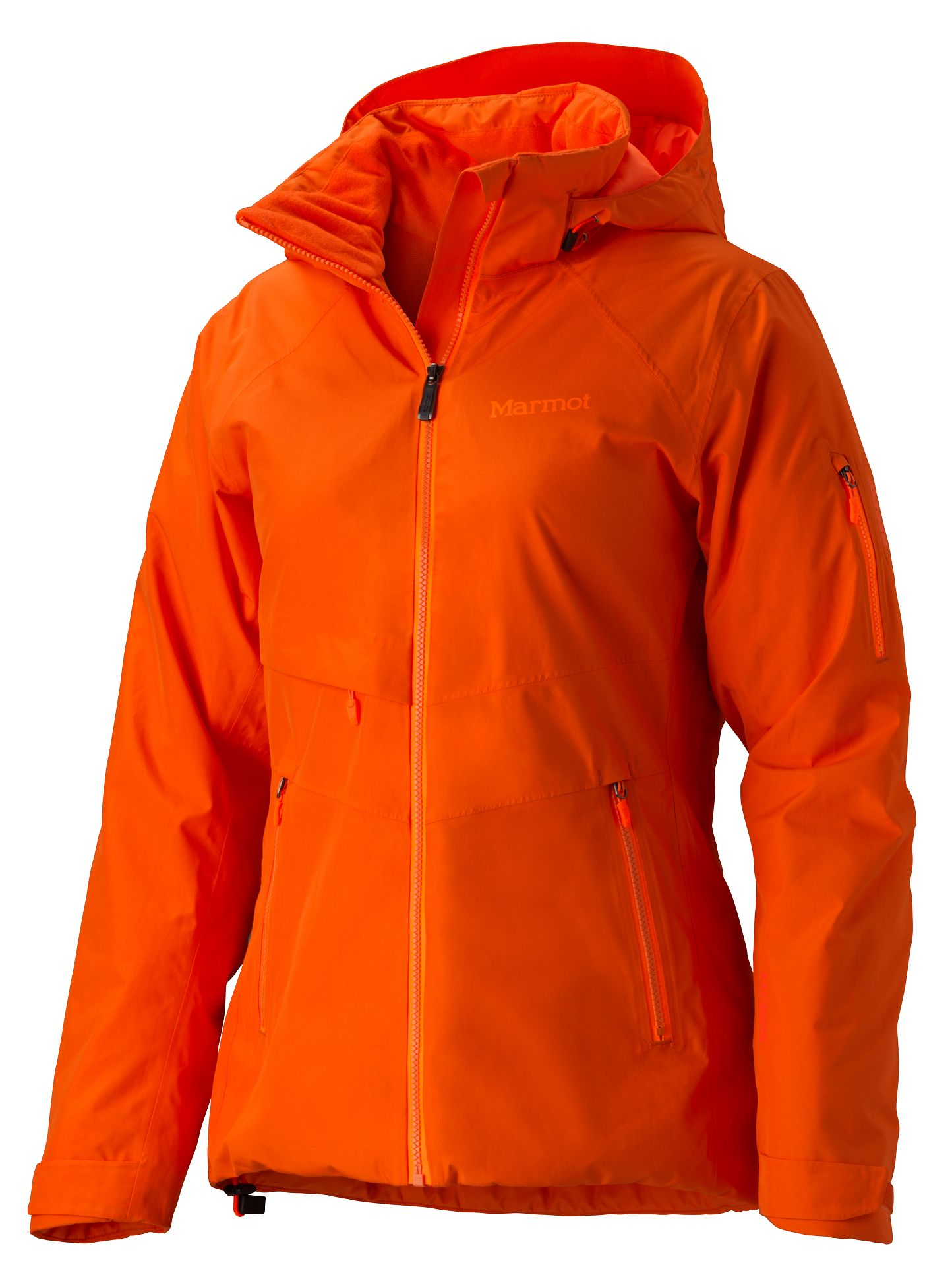 Marmot Wm's Innsbruck Jacket Orange Coral-30