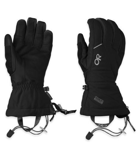 Outdoor Research Men´s Southback Gloves Black-30