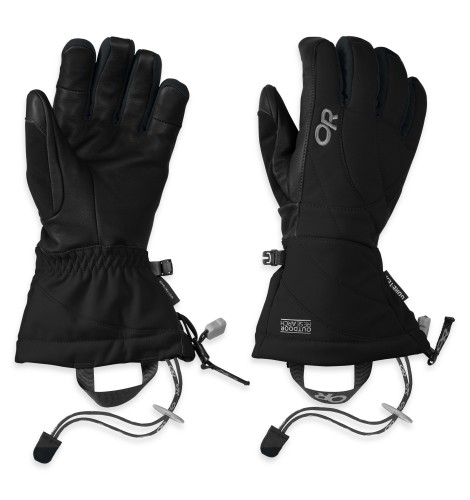 Outdoor Research Women´s Southback Gloves 001-BLACK-30