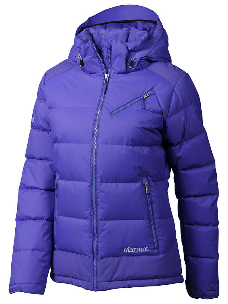 Marmot Wm's Sling Shot Jacket Blue Dusk/Gemstone-30
