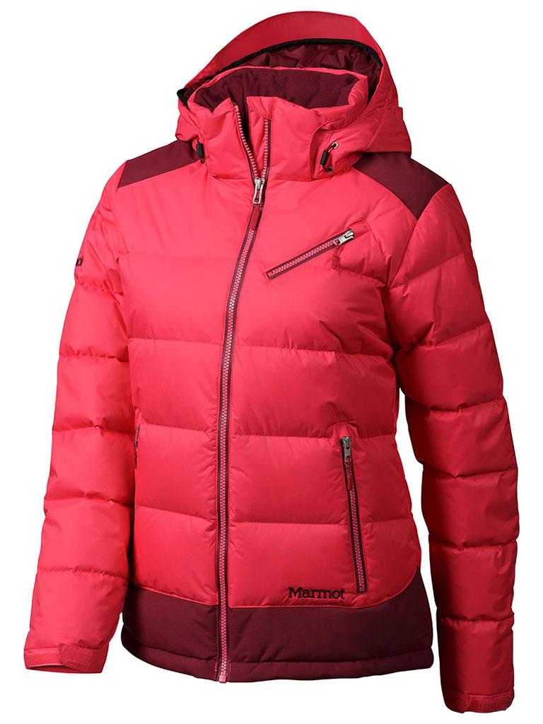 Marmot Wm's Sling Shot Jacket Summer Pink/Berry Wine-30