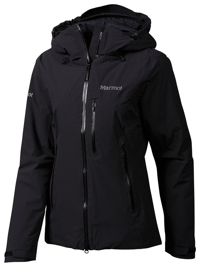 Marmot Wm's Headwall Jacket Black-30