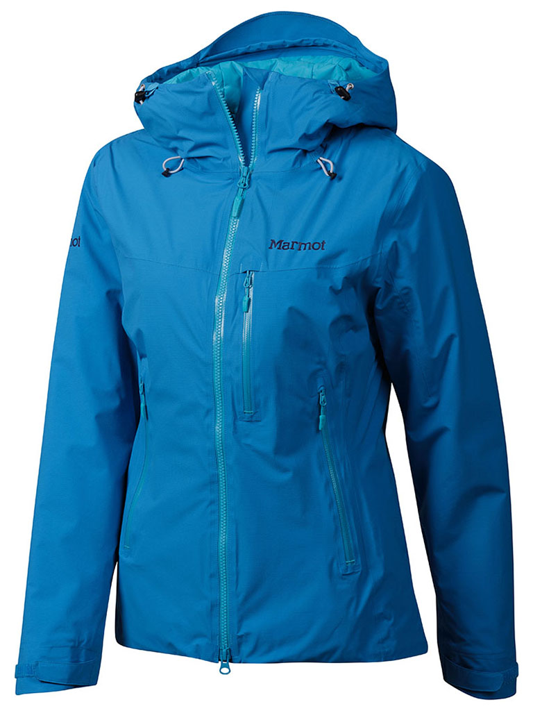 Marmot Wm's Headwall Jacket Dark Atomic-30