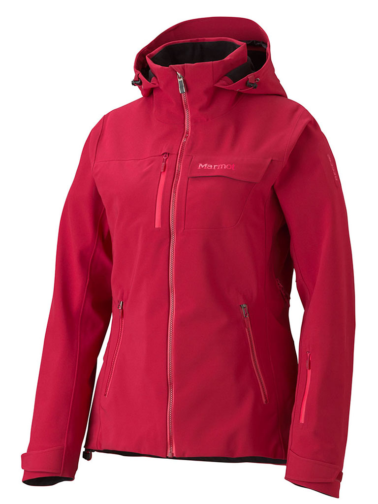 Marmot Wm's Cody Bowl Jacket Dark Raspberry-30