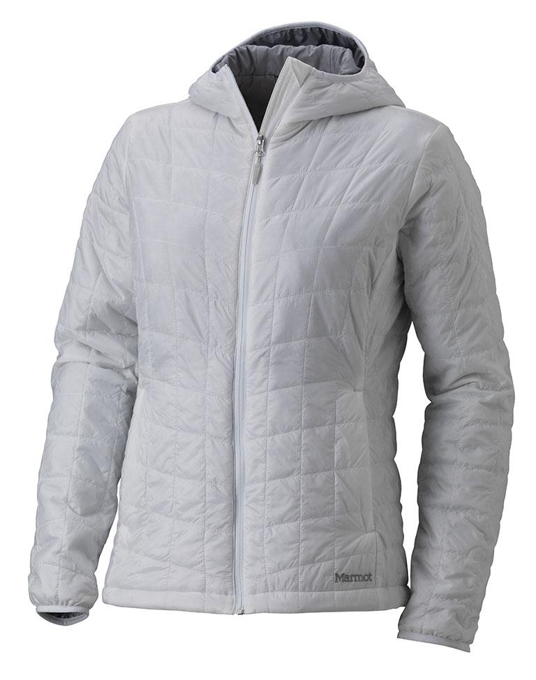 Marmot Wm's Calen Hoody White-30