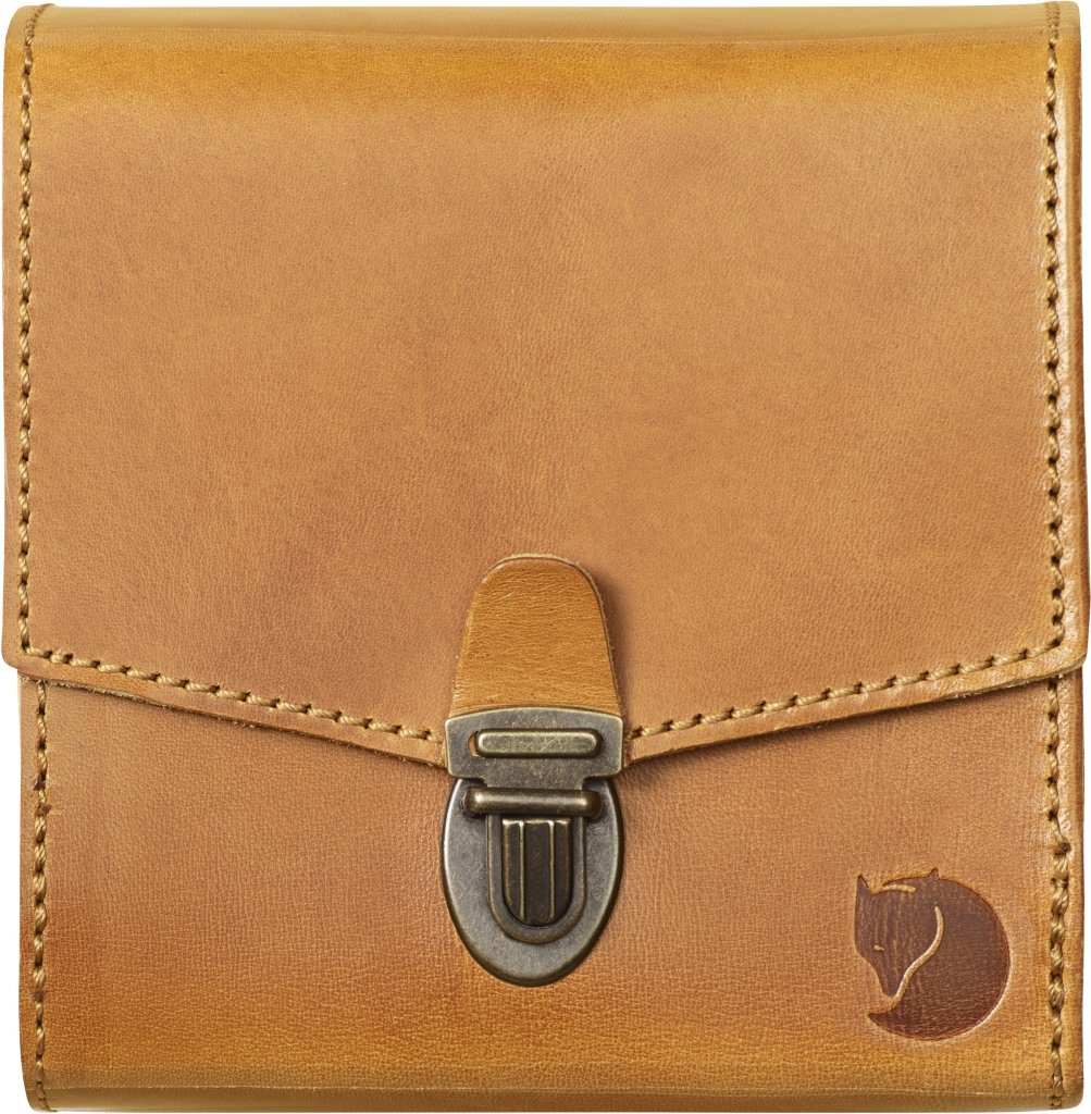 FjallRaven Cartridge Bag Leather Cognac-30