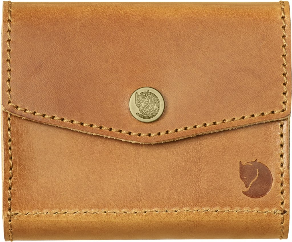 FjallRaven Ammo Case Leather Cognac-30