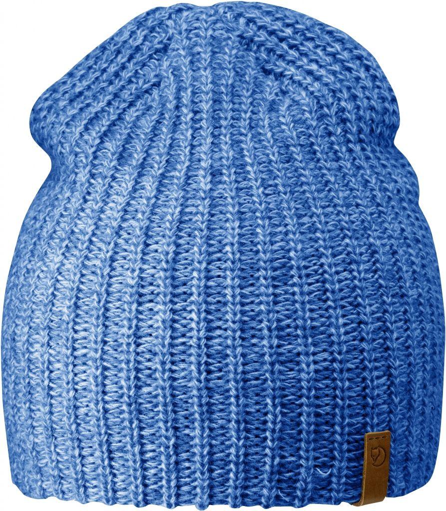 FjallRaven Övik Melange Beanie UN Blue-30