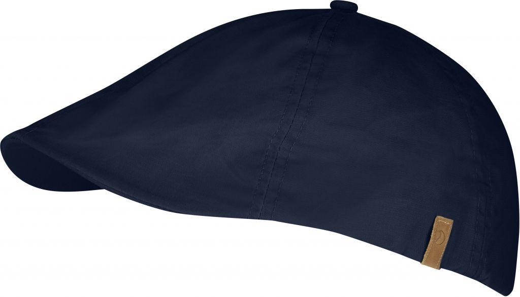 FjallRaven Övik Flat Cap Dark Navy-30