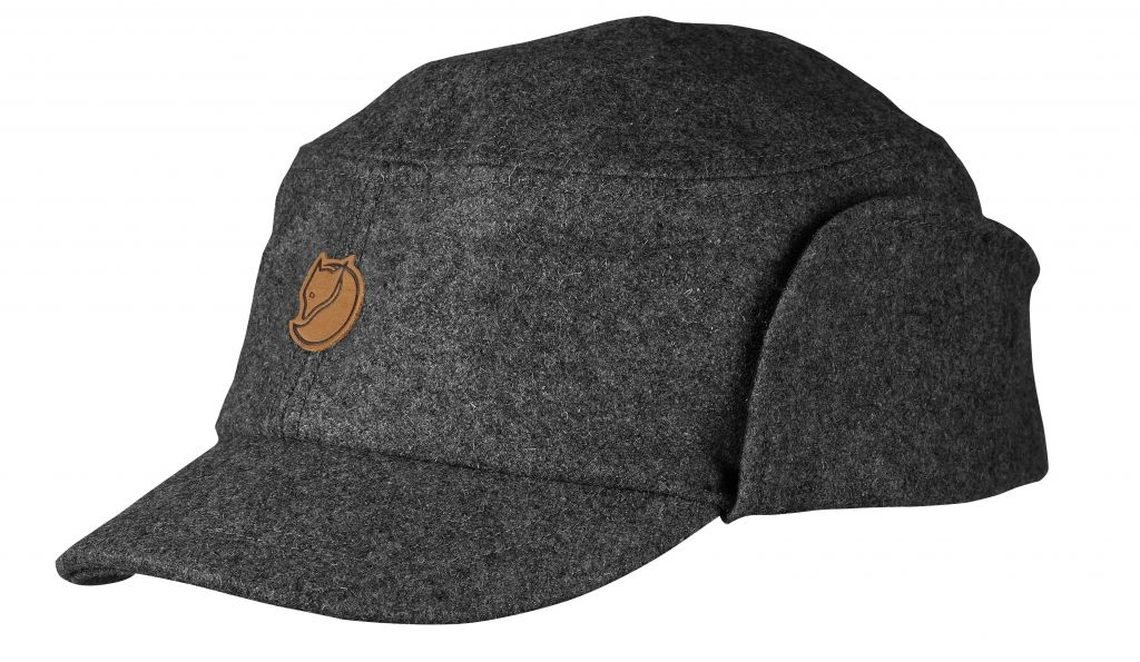 FjallRaven Sarek Winter Cap Dark Grey-30