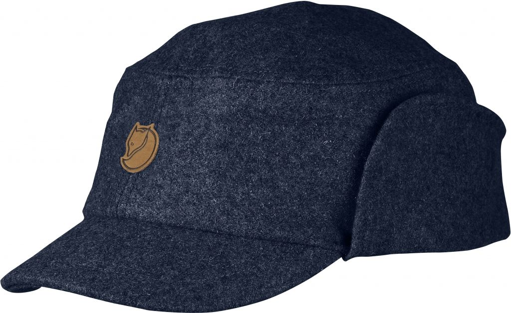 FjallRaven Sarek Winter Cap Dark Navy-30
