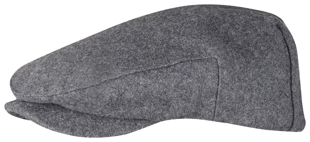 FjallRaven Forest Flat Cap Dark Grey-30