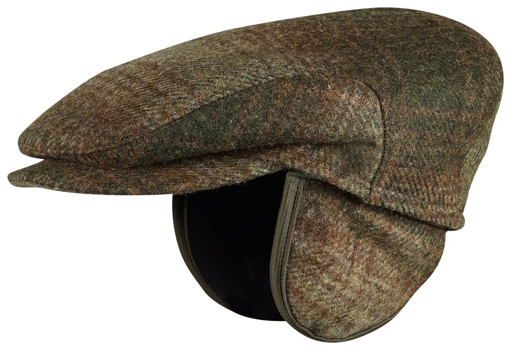 FjallRaven Flat Cap No. 1 Dark Olive-30