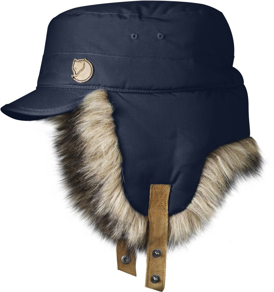 FjallRaven Woodsman Cap Dark Navy-30