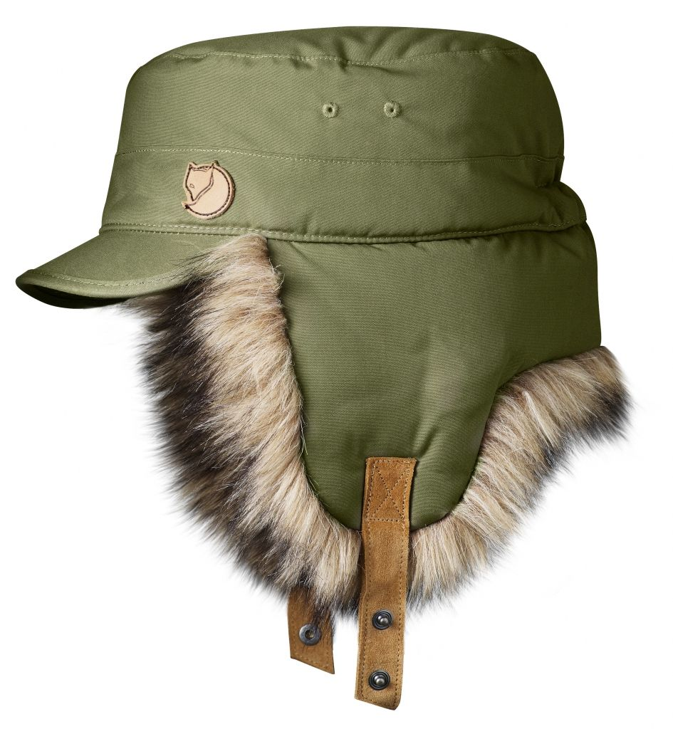 FjallRaven Woodsman Cap Green-30