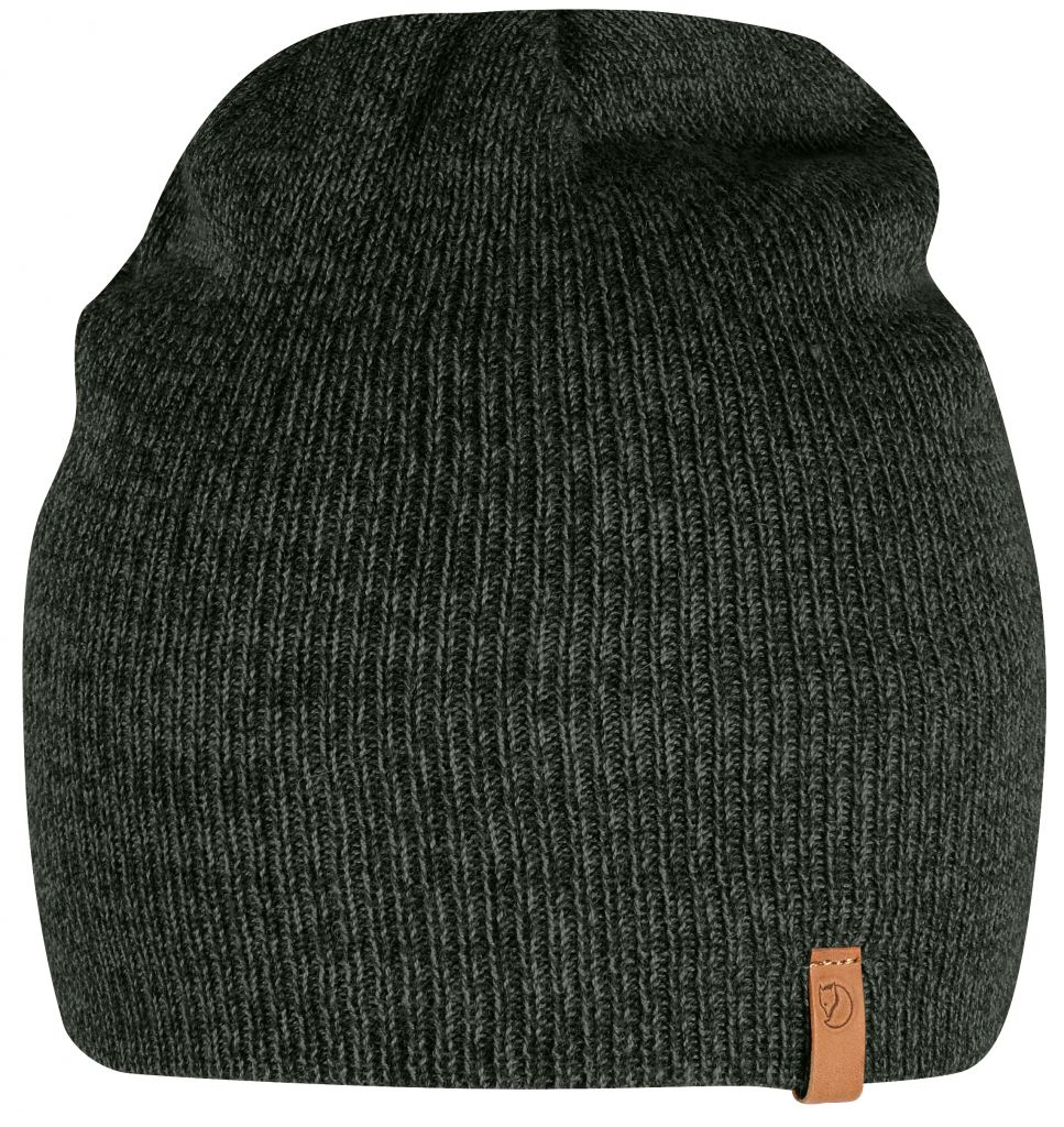 FjallRaven Kiruna Beanie Mountain Grey-30