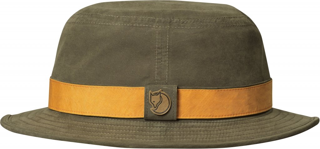 FjallRaven Varmland WP Hat Dark Olive-30