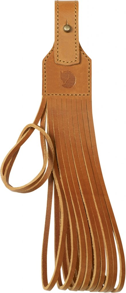 FjallRaven Game Strap Leather Cognac-30